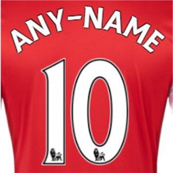 英格蘭足球超級聯賽 2007 - 2013 球季 球員版絨字