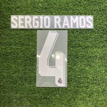 Real Madrid 17/18 (A)  NameSet