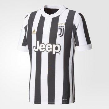 Adidas Juventus 17/18 (H) S/S Kids Jersey AZ8703