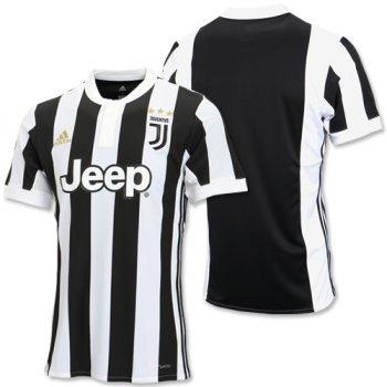 Adidas Juventus 17/18 (H) S/S Men's Jersey BQ4533