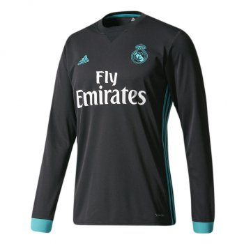 Adidas Real Madrid 17/18 (A) L/S JSY  B31088
