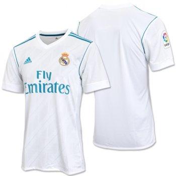 Adidas Real Madrid 17/18 (H) S/S JSY B31109 LFP Ver.