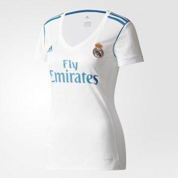 Adidas Real Madrid 17/18 (H) S/S JSY W B31110
