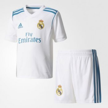 Adidas Real Madrid 17/18 (H) Mini Set B31118
