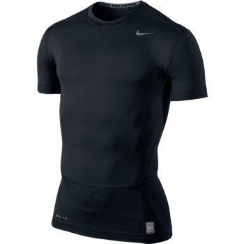 Nike Core Compression 2.0 S/S Top Black 449792-010