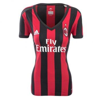 Adidas AC Milan 17/18 (H) Women's Jersey AZ7067