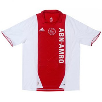 Adidas Ajax 07/08 (H) S/S Men's Jersey