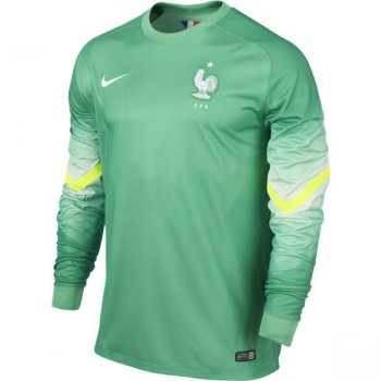 Nike National Team 2014 World Cup France (H) GK S/S Jersey 577938-330