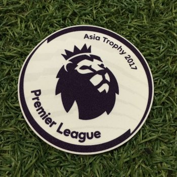 EPL 17/18 Asia Trophy Badge (Hong Kong)