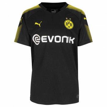 Puma Borussia Dortmund 17/18 (A) S/S Kid's Jersey 751683-02