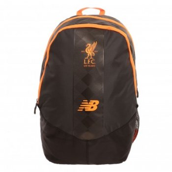 New Balance Liverpool FC Medium Backpack Black LFBMBPK7