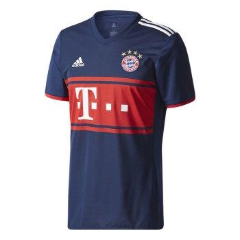 Adidas FC Bayern 17/18 (A)  S/S Jersey AZ7937