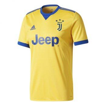 Adidas Juventus 17/18 (A) S/S Jersey BQ4530