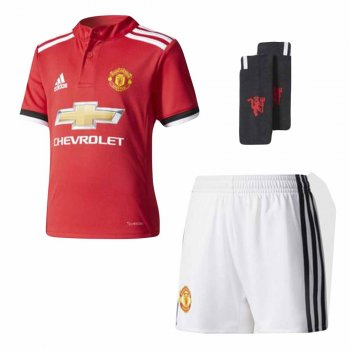 Adidas Manchester United 17/18 (H) Mini AZ7578