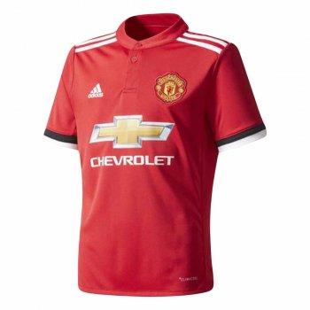 Adidas Manchester United 17/18 (H) Jersey Kids AZ7584