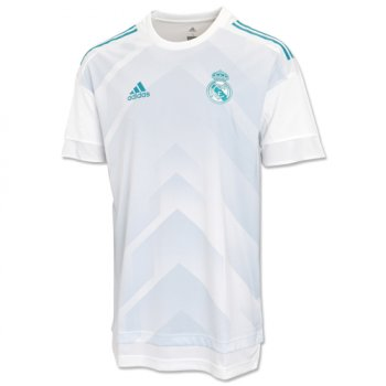Adidas Real Madrid 2017/18 (H) Mens Pre-Match Training CD9696