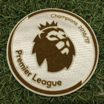 BPL 17/18 Champions Badge (Chelsea 16/17 Champion)