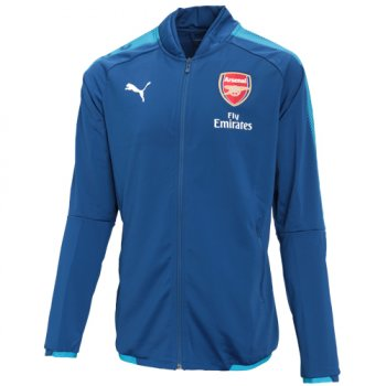 Puma Arsenal FC 17/18 Stadium Jacket with Sponsor 751697-06