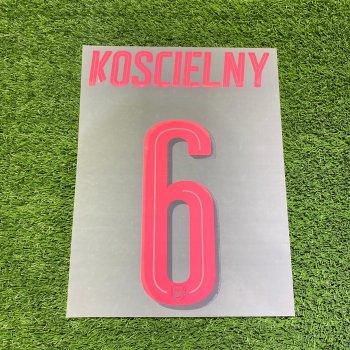 Arsenal 17/18 (3RD) Nameset