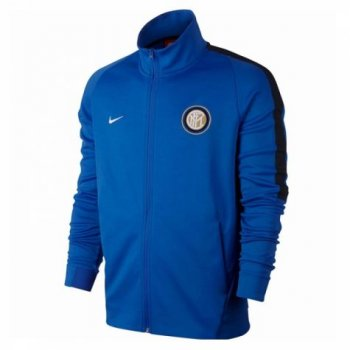 Nike Inter Milan 17/18 Authentic Franchise Jacket (Blue) 868923-464