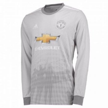Adidas Manchester United 17/18 (3rd) L/S Men's Jersey AZ7564