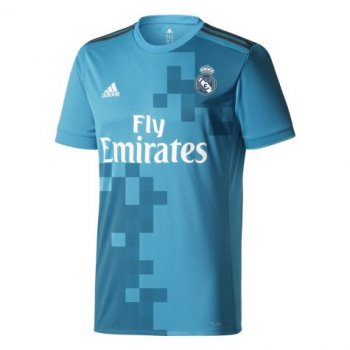Adidas Real Madrid 17/18 (3rd) S/S Men's Jersey BR3539