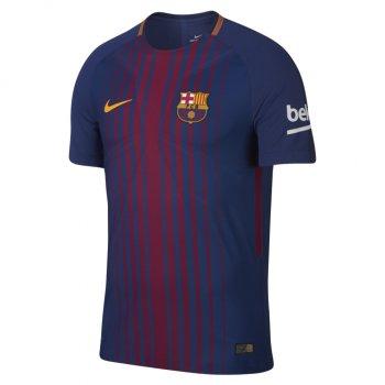Nike FC Barcelona 17/18  (H) S/S Men's Vapor Jersey 847190-457