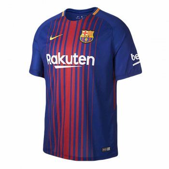 Nike FC Barcelona 17/18 (H) S/S Kid's Jersey  847387-456