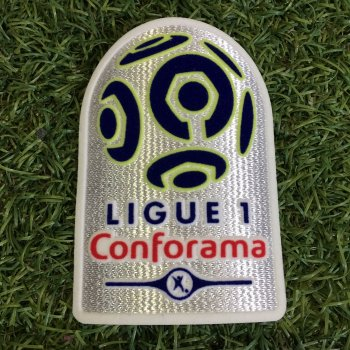 Ligue 1 17/18 Standard Badge