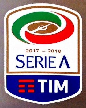 Serie A 17/18 Badge