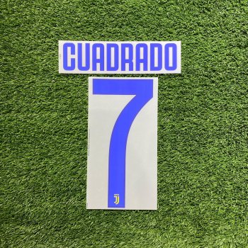 Juventus 17/18 (A)  Nameset