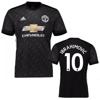 Adidas Manchester United 17/18 (A) Jersey BS1217  with Ibrahimovic 10 printing