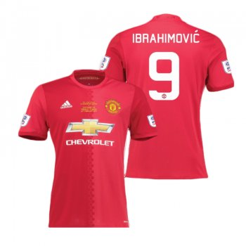 Adidas Manchester United 16/17 EFL CUP Final  S/S AI6720