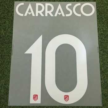 Atletico Madrid 17/18 UCL (H)  Nameset