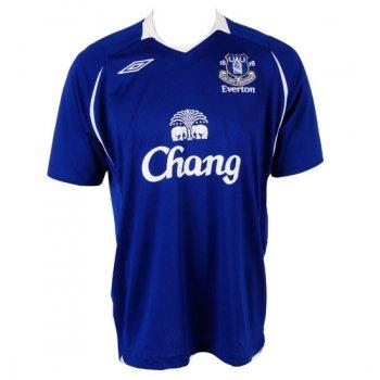 Umbro Everton 08/09 (H) S/S