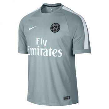 NIKE 14-15 PSG Training Shirt White 610505-101