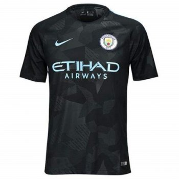 Nike Manchester City 17/18 (3rd) S/S 847259-333
