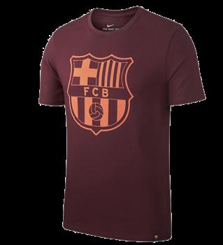 Adidas FC Barcelona 17/18 Crest Tee 857244-681