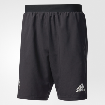 Adidas Manchester United 17/18  UCL Training Shorts - Black BS4337