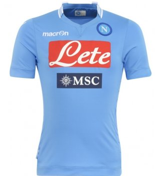 Kappa Napoli 13/14 (H) PLAYER S/S
