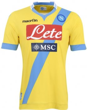 Kappa Napoli 13/14 (3RD) PLAYER S/S