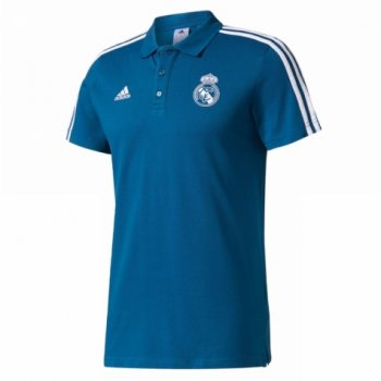 ADIDAS REAL MADRID 17 3S POLO BR2488