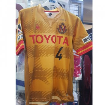 Le Coq Sportif  Nagoya Grampus 名古屋八鯨 14/15 (H) S/S 20th Anniversary QH-74014GR With Nameset Size M
