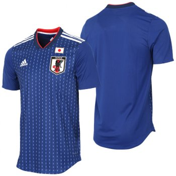 Adidas Japan 2018 (H) S/S Authentic Jersey BR3628  (Japan Version)