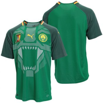 Puma National Team 2018 World Cup Cameroon (H) 752342-01