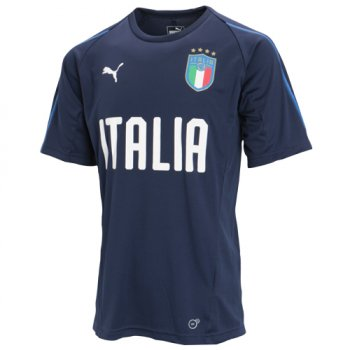 Puma National Team 2018 Italia Training Jersey 752316-10