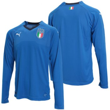 Puma National Team 2018 Italy (H) L/S 752286-01