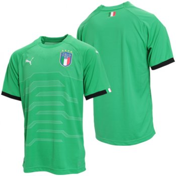 Puma National Team 2018 Italia (3rd) GK Jersey 752283-05