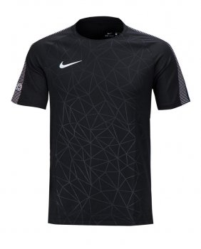 Nike DRY CR7 Squad S/S Top - Black 882992-010
