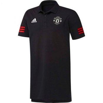 Adidas MUFC 17/18 EU Polo Shirt BQ1460